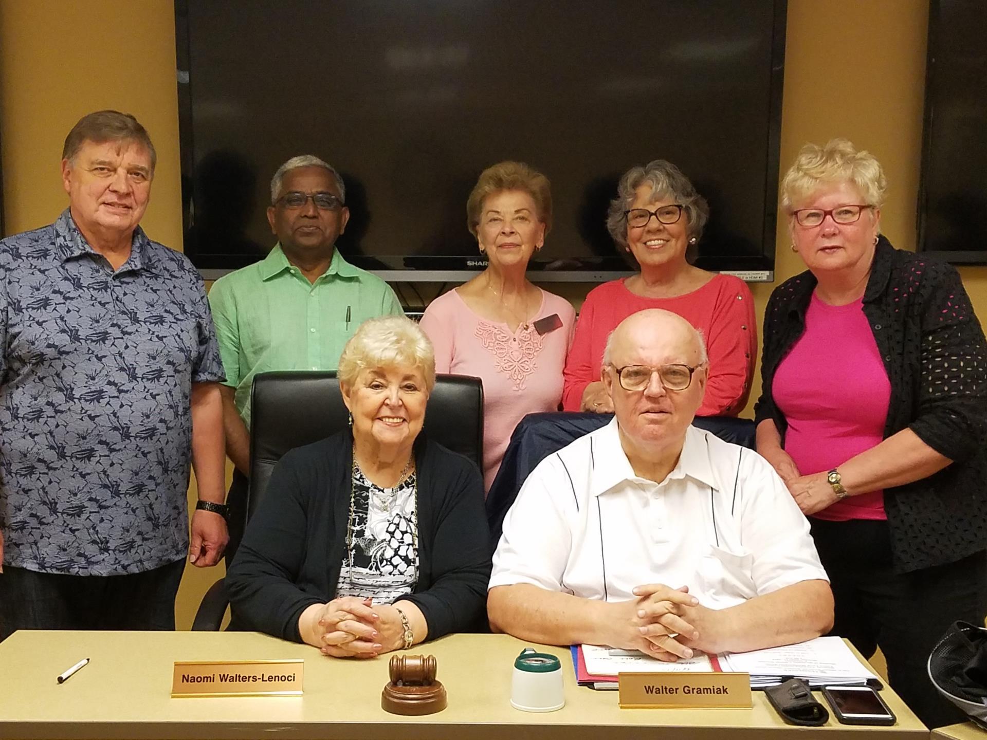 senior committee