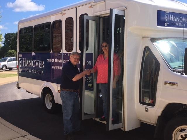 Senior Services   Hanover Township, IL